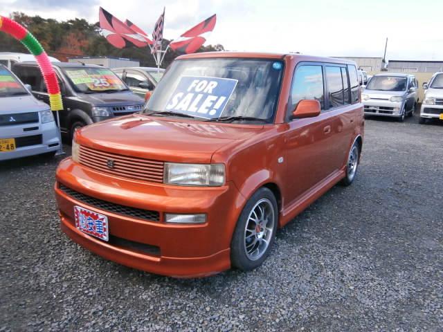 激安車 BB 16年式 1300cc 車検28年10月 福島県相馬市発‼のサムネイル