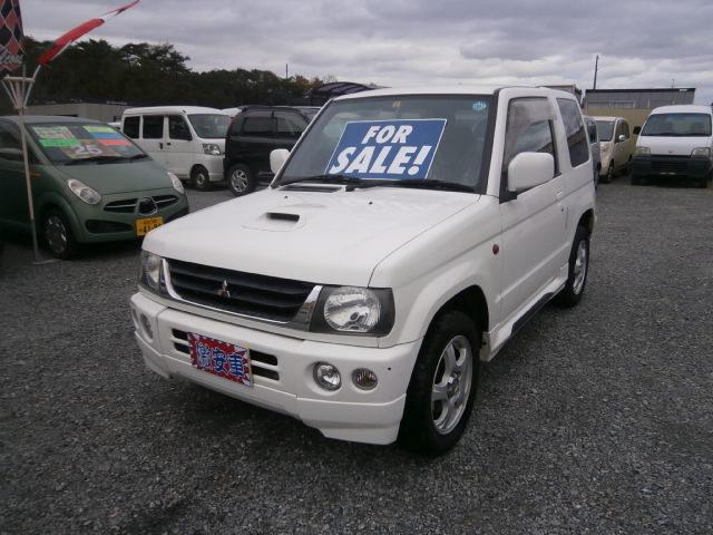 激安車 パジェロミニ 13年式 AT 車検28年4月 福島県相馬市発‼のサムネイル