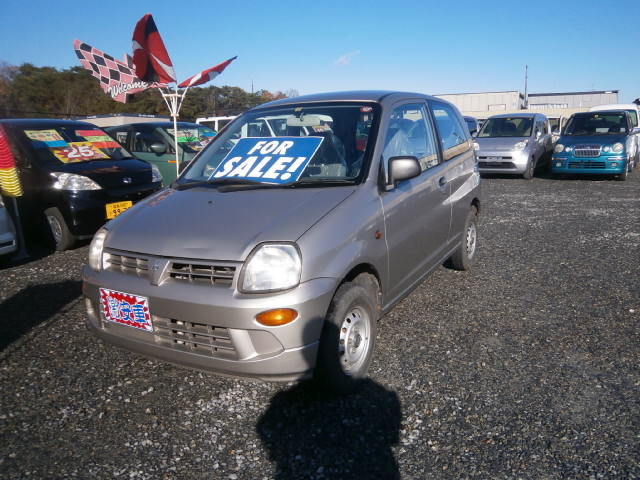 激安車 ミニカ 13年式 AT 車検29年2月 福島県相馬市発‼のサムネイル