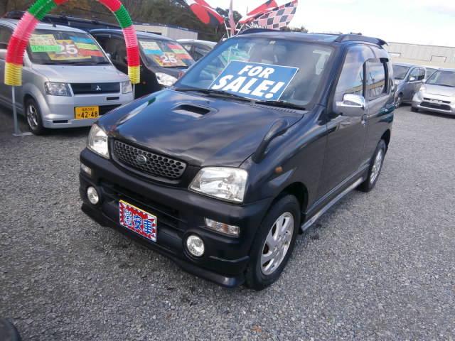 激安車 テリオスキッド 10年式 AT 4WD 車検29年11月 福島県相馬市発‼のサムネイル