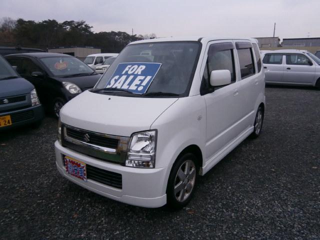 激安車 ワゴンR 16年式 AT 車検29年12月 福島県相馬市発‼のサムネイル
