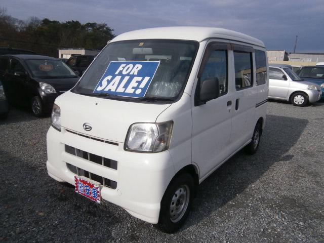 激安車 ハイゼットバン 19年式 AT 車検29年12月 福島県相馬市発‼のサムネイル