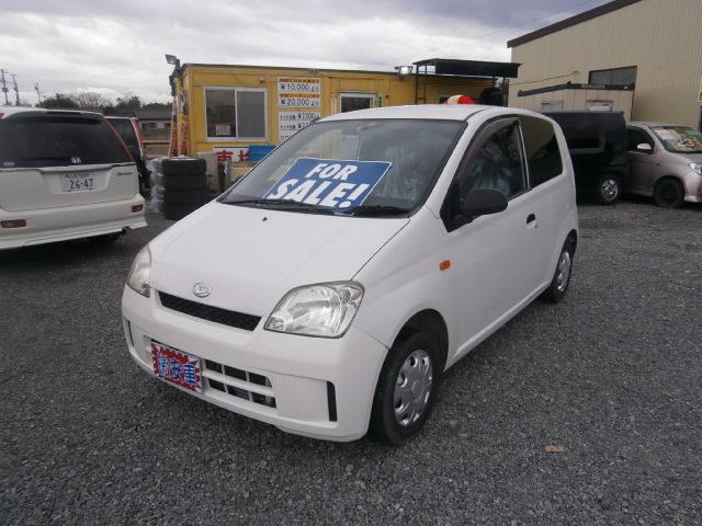 激安車 ミラ・バン 17年式 AT 4WD 車検29年7月 福島県相馬市発‼のサムネイル