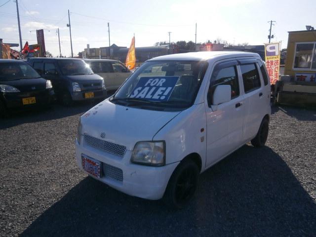 激安車 ワゴンR 12年式 AT 車検29年4月 福島県相馬市発‼のサムネイル