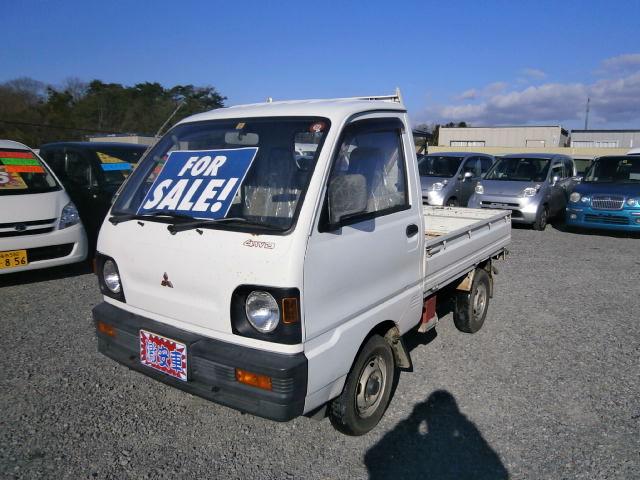 激安車 ミニキャブT 5年式 4MT 車検29年5月 福島県相馬市発‼のサムネイル