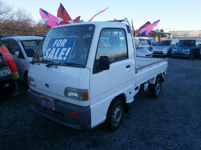 激安車 サンバートラック 7年式 4WD 車検29年10月 福島県相馬市発‼のサムネイル