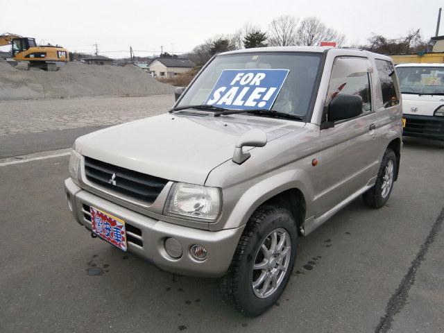 激安車 パジェロミニ 15年式 AT 車検30年1月 福島県相馬市発‼のサムネイル
