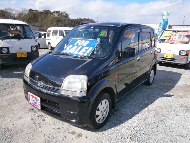激安車 ムーヴ 17年式 AT 車検30年2月 福島県相馬市発‼のサムネイル