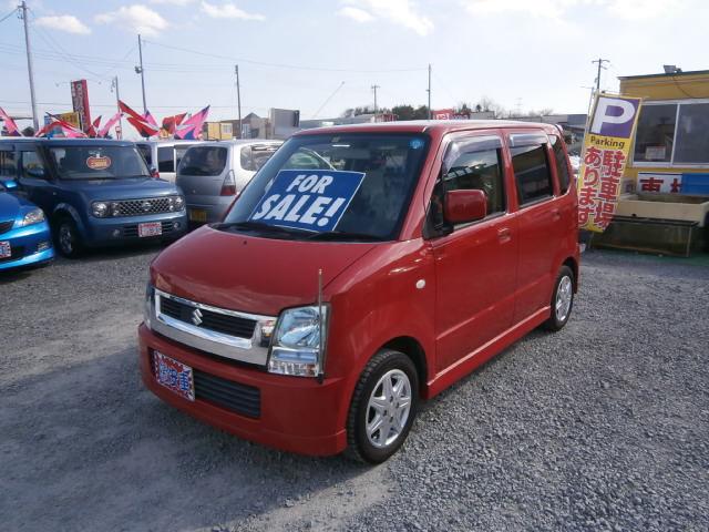 激安車 ワゴンR 17年式 AT 車検28年6月 福島県相馬市発‼のサムネイル