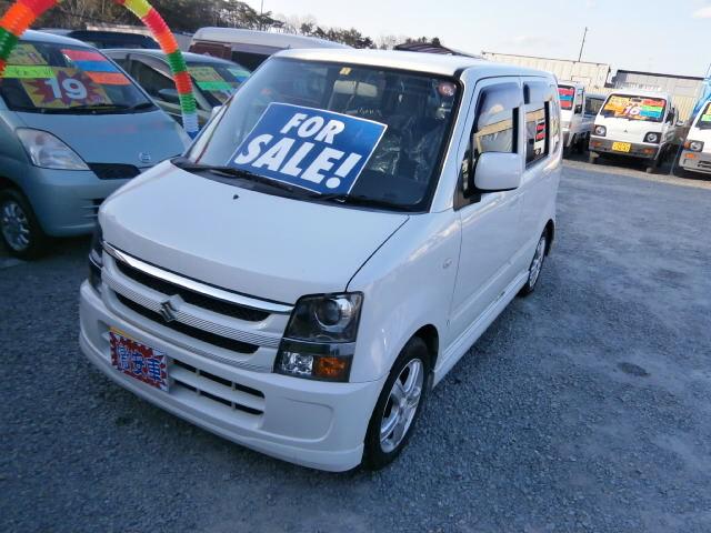 激安車 ワゴンR 19年式 AT 車検29年4月 福島県相馬市発‼のサムネイル