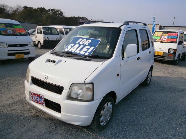 激安車 AZワゴン 11年式 AT ターボ付 車検30年5月 福島県相馬市発‼のサムネイル