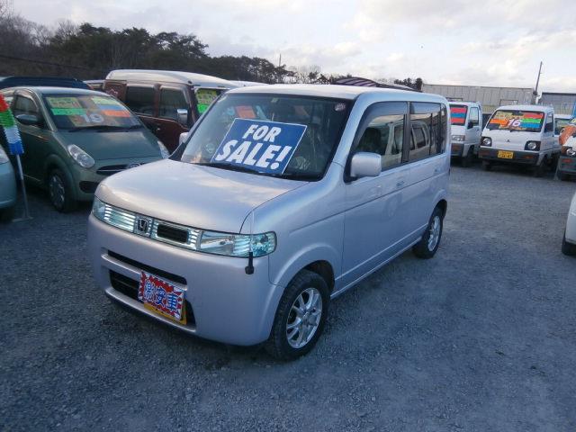 激安車 ザッツ 14年式 AT 4WD 車検29年7月 福島県相馬市発‼のサムネイル