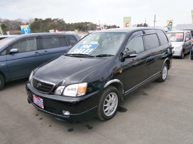 激安車 ガイア 2000cc 15年式 4WD 車検2年付 福島県相馬市発‼のサムネイル