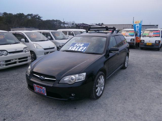 激安車 レガシィワゴン 2000cc 17年式 車検30年6月 福島県相馬市発‼のサムネイル