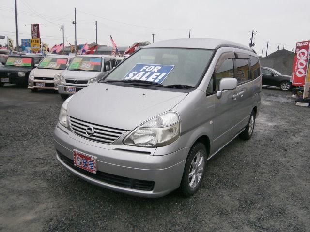 激安車 セレナ 2000cc 4WD 14年式 車検無し 福島県相馬市発‼のサムネイル