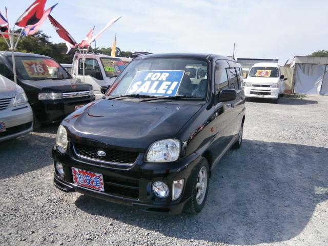 激安車 プレオ 4WD 12年式 AT 車検30年6月 福島県相馬市発‼のサムネイル