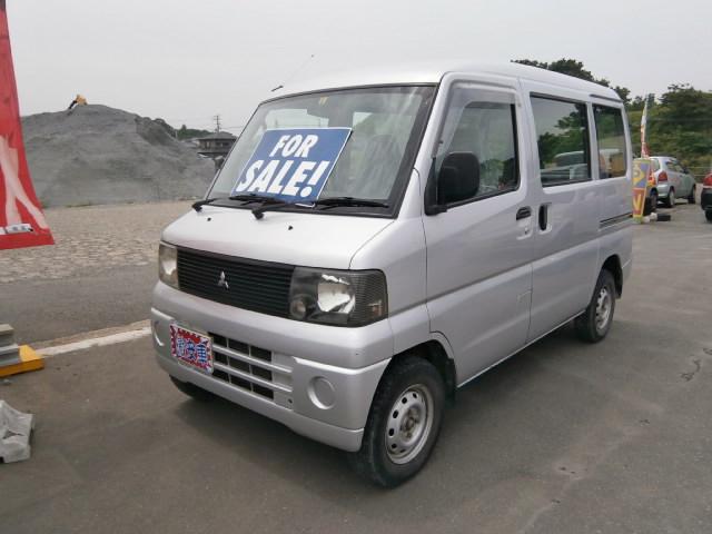 激安車 ミニキャブバン 4WD 13年式 AT 車検29年8月 福島県相馬市発‼のサムネイル