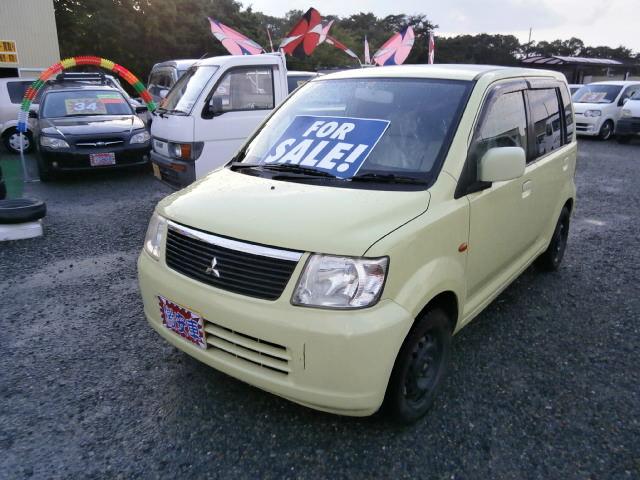 激安車 EKワゴン 17年式 車検30年5月 福島県相馬市発‼のサムネイル