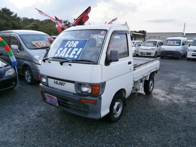 激安車 ハイゼットトラック 4WD 7年式 5MT 車検29年7月 福島県相馬市発‼のサムネイル
