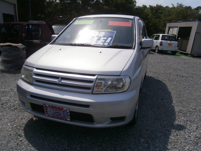 激安車 ディンゴ 4WD AT 13年式 車検無し 福島県相馬市のサムネイル