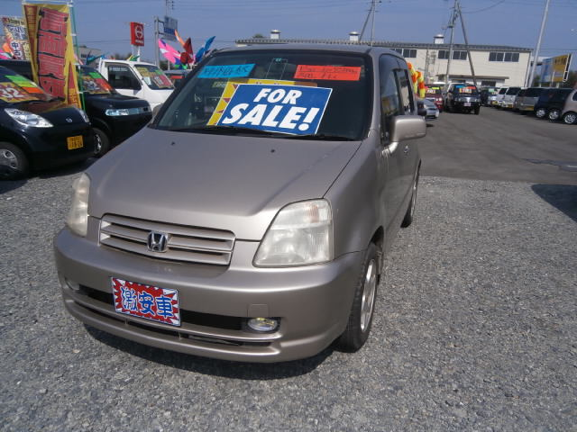 激安車 キャパ 1500cc AT 13年式 車検無し 福島県相馬市のサムネイル